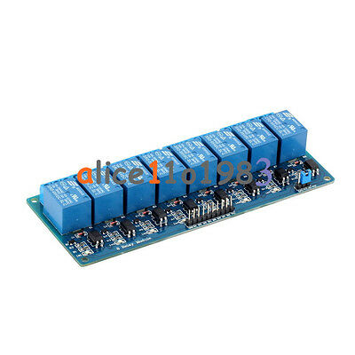 5V 1/2/4/8 Channel Relay Board Module Optocoupler LED for Arduino PiC ARM AVRC 5