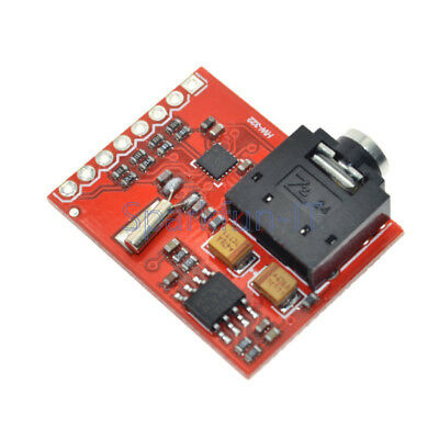 Si4703 RDS FM Radio Tuner Evaluation Breakout Board For Arduino AVR PIC ARM NEW 2
