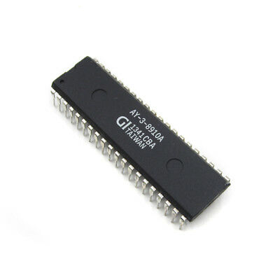 1PCS AY-3-8910A Programmable Sound Generator IC DIP40 NEUE GUTE QUALITÄT 3