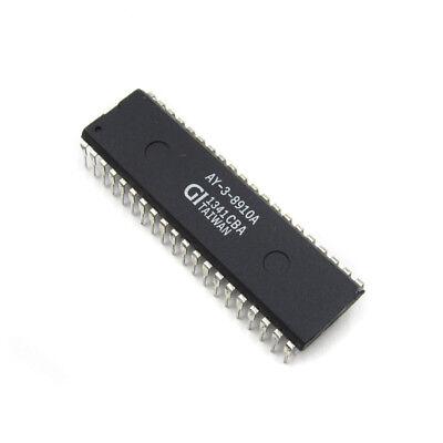 1PCS AY-3-8910A Programmable Sound Generator IC DIP40 NEUE GUTE QUALITÄT