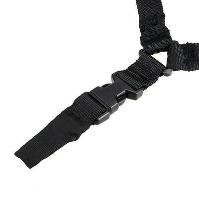 Tactical One Single Point Sling Strap Bungee Rifle Gun Sling with QD Buckle 6