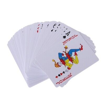 New Secret Marked Poker Cards See Through Playing Cards Magic Toys Magic Tricks 5