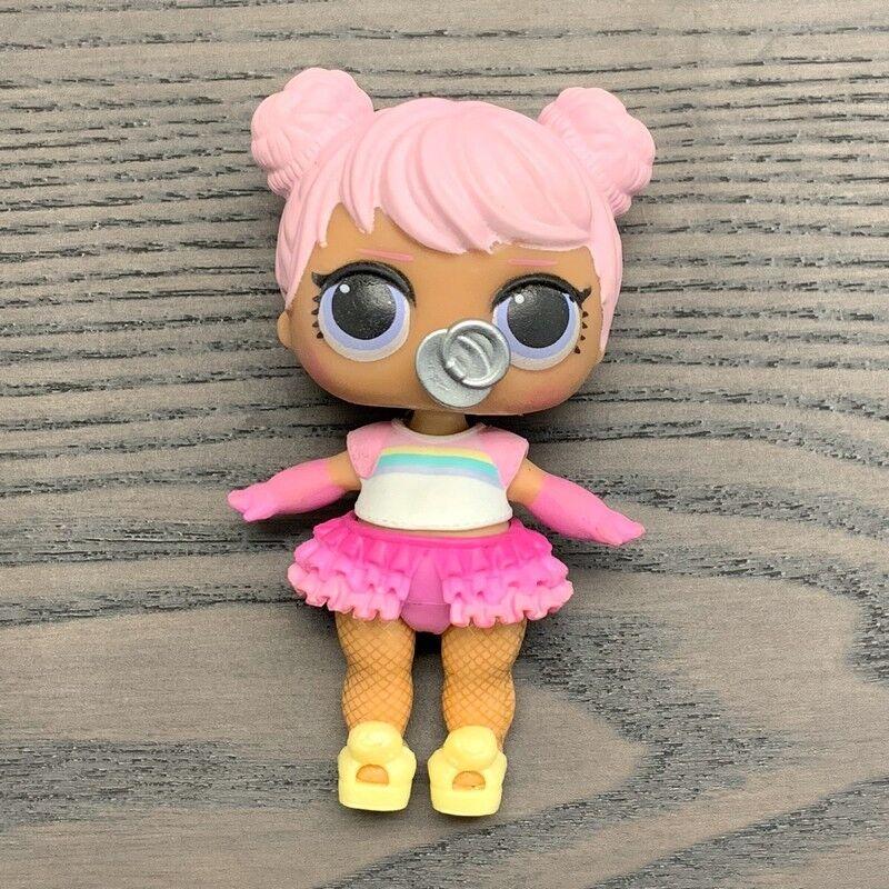 LOL Surprise Confetti Pop Series 3 Doll DAWN RANDOM 1 dress 1 shoes 1 bottle 405