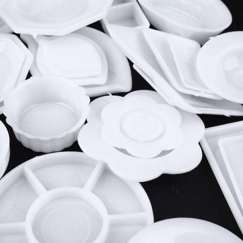 33pcs/Set Dollhouse Miniature Tableware Plastic Plate Dishes Set Mini Food 2017 8