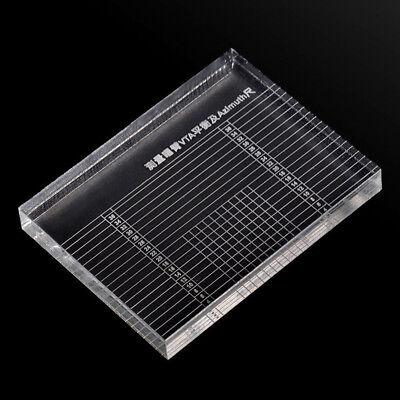 LP Vinyl Record Player Measuring Phono Tonearm VTA/Cartridge Azimuth Ruler Ho MA