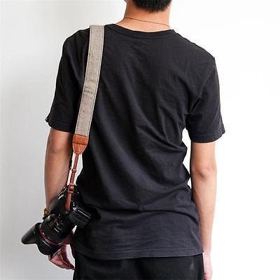 Hot Sale Camera Shoulder Neck Vintage Strap Belt for Sony Nikon Canon Camera vOI 4