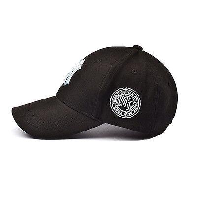 ... Cappello da Baseball Basic Cotone per Uomo Donna Tappo Berretto  Snapback Hip-Hop 6 a34df8743503