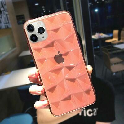 Antichoc Cristal Coque iPhone 8 7 6s 6 Plus XR XS Max 11 Pro+ Vitre Verre trempé 9