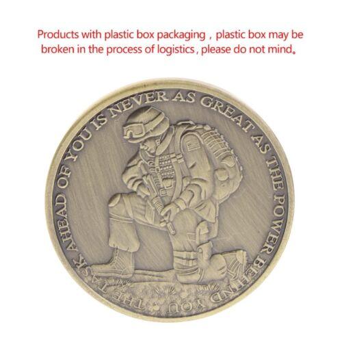 Ephesians Positive Words Strong Commemorative Coin Collection Arts Souvenir Gift