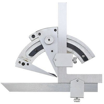 320 Degree Universal Bevel Protractor Angular Dial measuring inner&outer angle 2