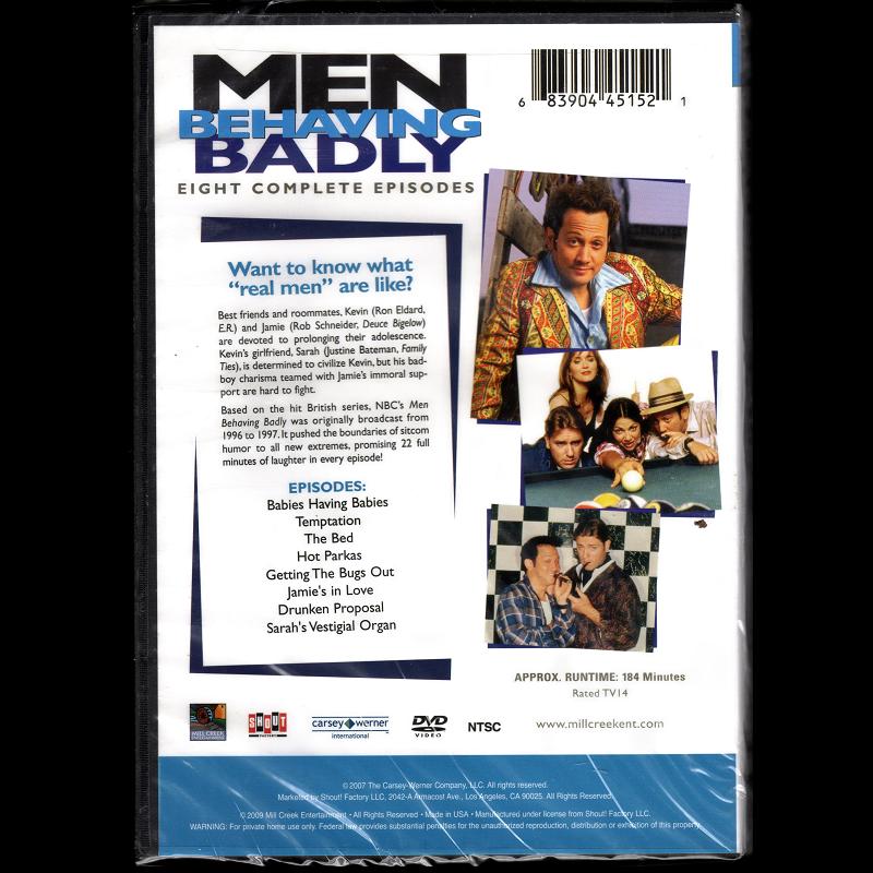men behaving badly episodes
