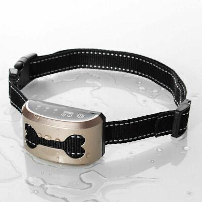 Anti Bark Electric Shock Dog Collar Stop Barking Pet Training Collar Control 5
