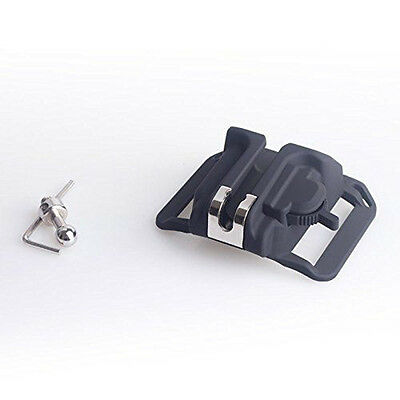 Waist Belt Buckle for Camera Mount DSLR Clip Loading Fast Holster Hanger Holder 4