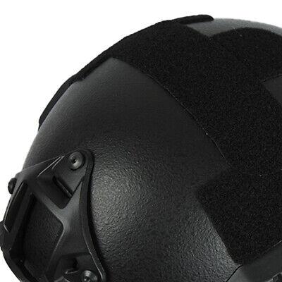 Army Uhmw-Pe Ballistic Helmet Bullet Proof Lvl Iiia Large Size Black Color 5
