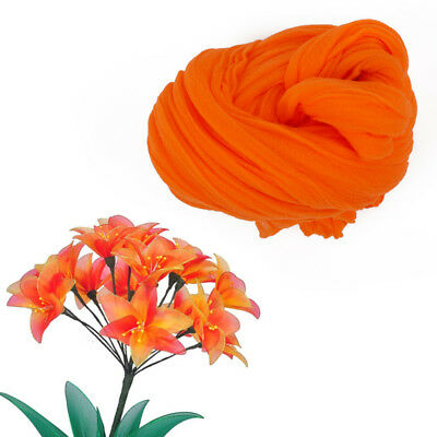 5Pcs 2.3M Nylon Stocking For Making Artificial Mesh Flower Arrangement Stamen 11