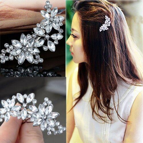Fashion Women Girls Gold Silver Animal Flower Hairpin Hair Clip Hair Accessories 9