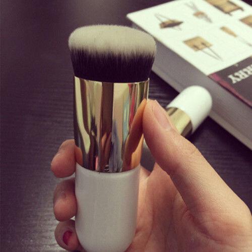 Foundation blending pencil brushes Kabuki Pro Flat Makeup Brush Set Cosmetic
