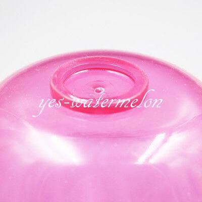 Dental Lab Nonstick Flexible Rubber Impression Mixing Alginate Bowl Pink 10CM 9