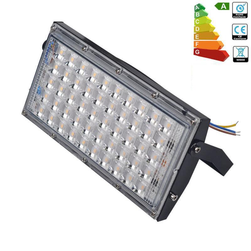 LED Floodlight 10W/30W/50W Landscape Garden Indoor Outdoor Security Flood Light