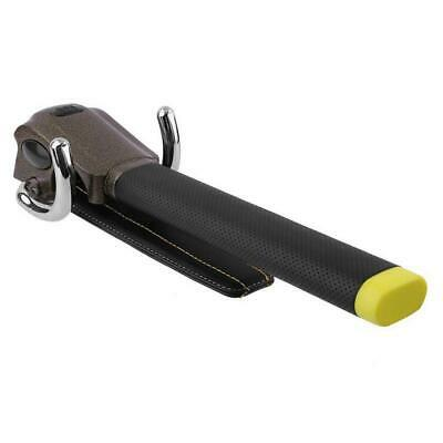Universal Heavy Duty Car Van Steering Wheel Lock Anti Theft Security Safe 3 Keys 6