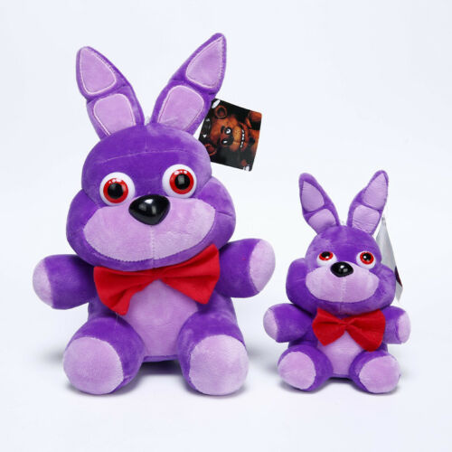 """Five Nights at Freddy's FNAF Horror Game Plush Doll Kids Plushie Toy 4.7"""" 7""""10"""" 10"""