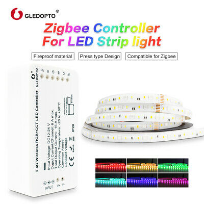 RGB+CCT RGB Color Temperature Monochromatic Light Strip for ZIGBEE ZLL Ligh L7H8
