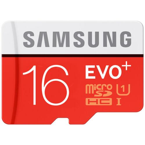 Micro SD Card SamSung Evo Plus 16GB 32GB 64GB 128GB Class 10 SDXC Memory I 5