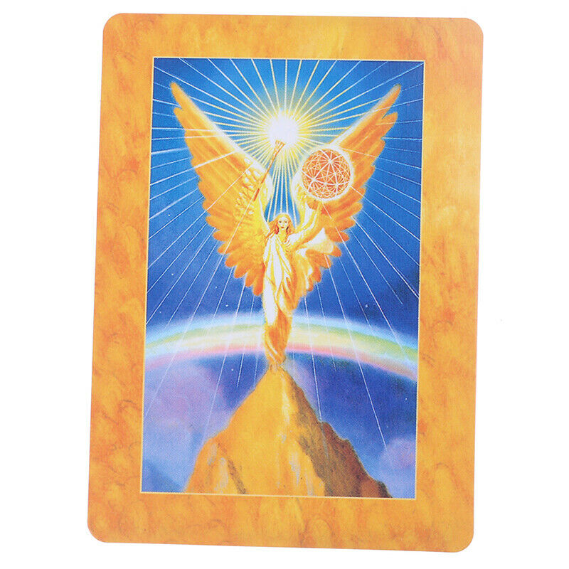 1Box New Magic Archangel Oracle Cards Earth Magic Fate Tarot Deck 45 Cards HU 11