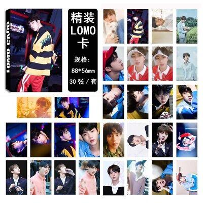 KPOP BTS Bangtan Boys Album LOVE YOURSELF Answer Photo Card Lomo Card PhotoCard 9