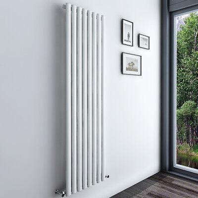 Designer Radiator Horizontal Vertical Flat Panel Oval Column Heating Panel Rads 3