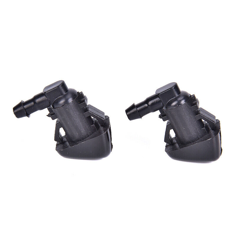 2X Windshield Wiper Washer Sprayer Nozzle For Jeep Grand Cherokee 68260443A RAC 3