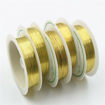 Wholesale 0.2-1mm Soft Copper Wire/Wire Line for DIY Jewelry Making