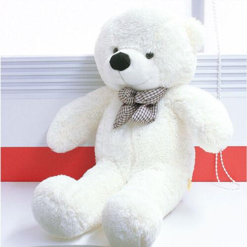 75CM Giant Big Plush Stuffed Teddy Bear Huge Soft 100% Cotton Toy Best Gift @ 5