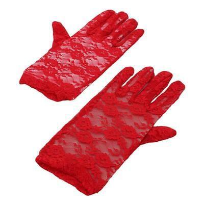 Clothing Accessories Lace Sun Gloves Gloves Sexy Party Comfortable Anti-UV LP 7