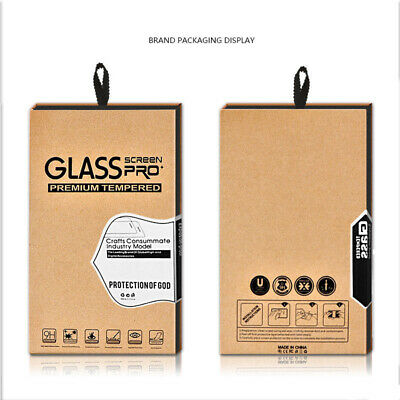 For IPhone X XS MAX XR 8 7 6 10D Full Cover Real Tempered Glass Screen Protector 12