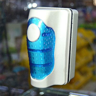 Magnetic Aquarium Fish Tank Glass Algae Scrubber Scraper Cleaner Floating Brush 4