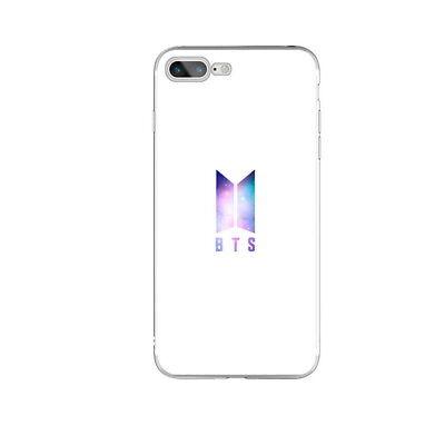 KPOP Bangtan Boys Soft TPU Phone Case Cover For iPhone X 6 6s 6 7 8 Plus 7
