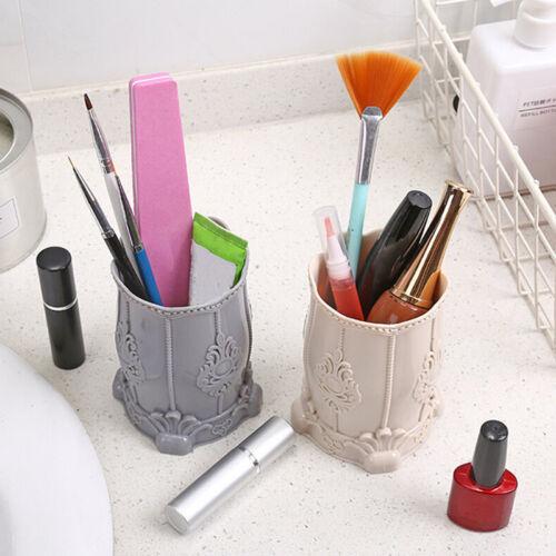 Back To School Makeup Brush Pencil Pot Pen Holder Stationery Desk Storage LH 2