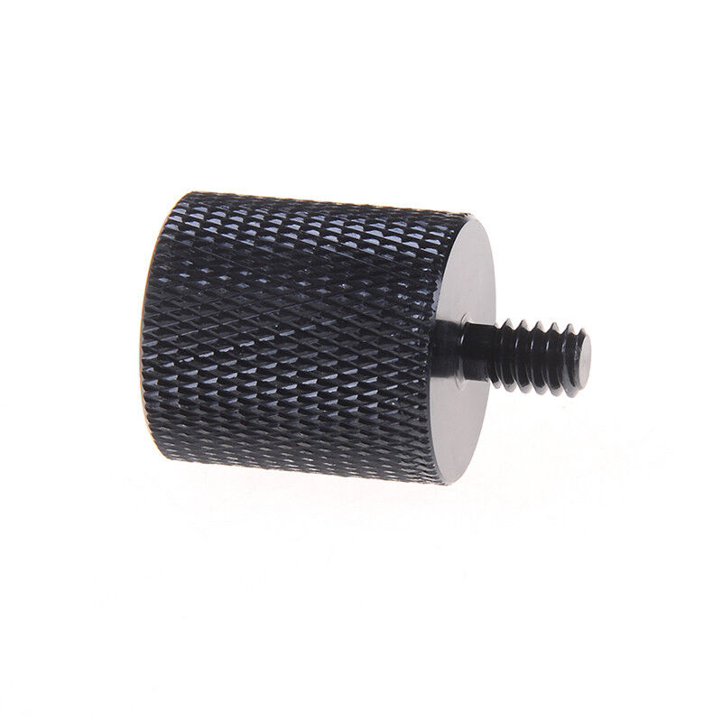 "thread adapter microphone stand 5/8"" 27 female to 1/4"" 20 male camera tripod LJ 5"