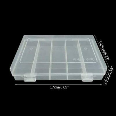 Plastic Storage Box Collection Case for 100pcs 27mm Coin Capsules Holder 9