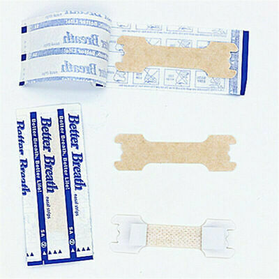 100 + 10 Tan Better Breath Nasal Strips Sm/Med Or Large Right Way To Stop Snore! 4