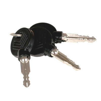 Car steering WHEEL LOCK twin hook German quality 20-38cm 3 keys extendable 4