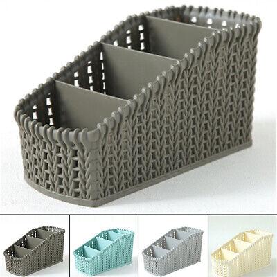Storage Basket Plastic Box Bin Clothes Container Organizer Home /Laundry Holder 5