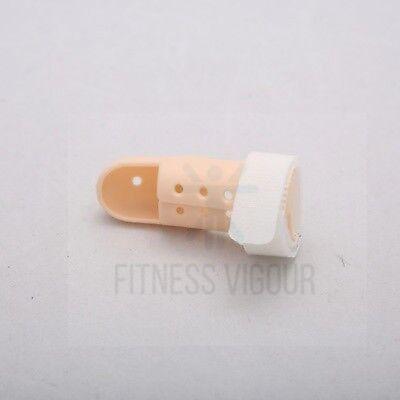 New Mallet DIP Finger Fracture Plastic Splint PIP Joint Support Injury UK SELLER 4