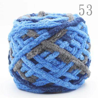 SALE Skeins 100G Super Soft Smooth DIY Chunky Yarn Crochet hand Knitting Wool 4