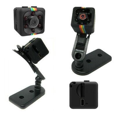 Sq11 Hd Mini Dv Spy Micro Camera Spia Nascosta Telecamera Sport Full 4