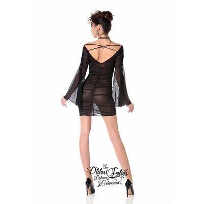 Vestito Sexy Libertine Riferimento Opale Marca Pantaloncini Protezione Folies di 2