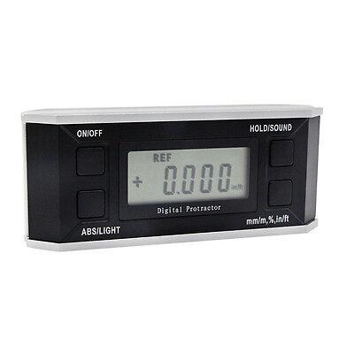 Digital Bevel Box Protractor Angle Measure Inclinometer Angle Gauge Meter Finder 4