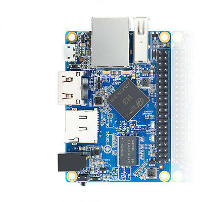 1PCS ORANGE PI One H3 Quad-core Support ubuntu linux and android mini PC  Beyond