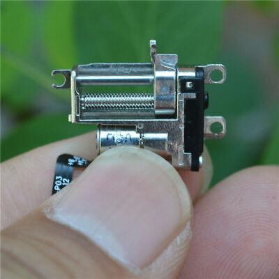 DC 3V-5V 2-phase 4-wire Mini Micro Planetary Gear Stepper Motor Screw Slider Nut 5